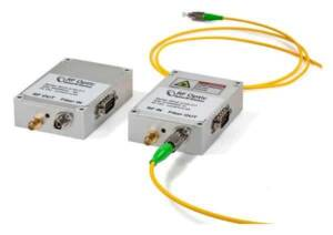 Low Frequency RF over Fiber (RFoF) modules Programmable 3.0GHz RF Over Fiber
