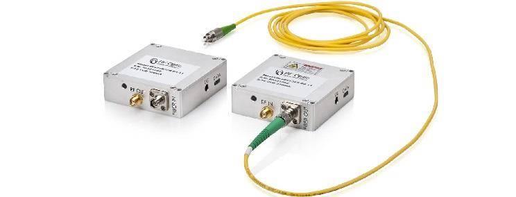 Standard RF Over Fiber (RFoF) Link