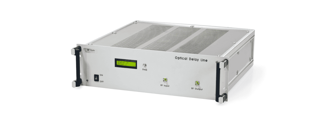 Optical Delay Line - Up to 20 GHz