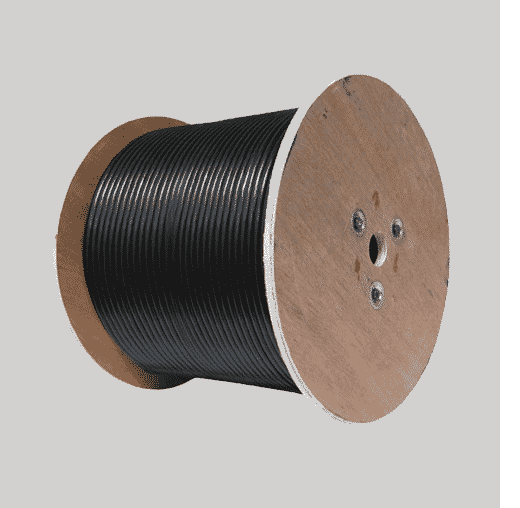 Fiber Reels for connect Tx and Rx modules in RF Over Fiber Solutions